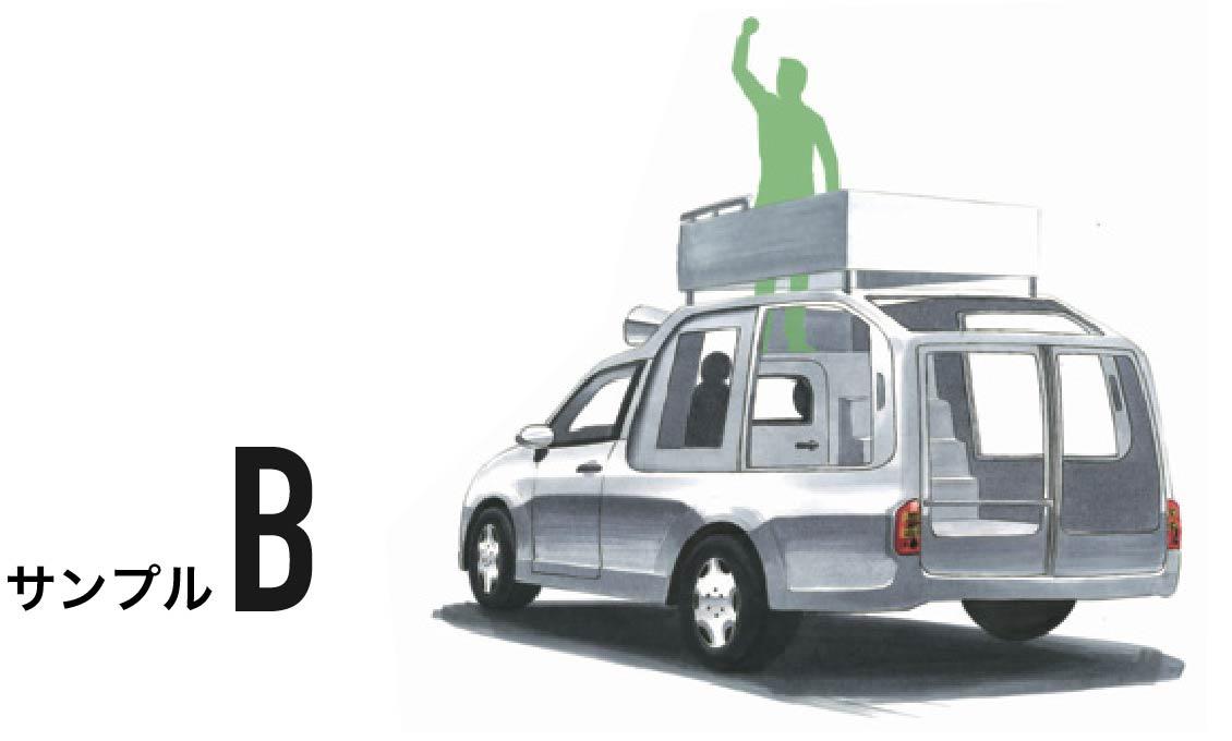 B案:イージーアクセスカー
