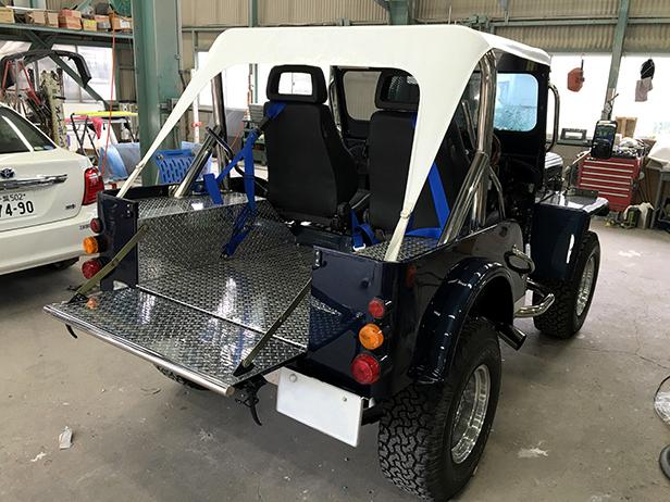 ポンプ車2